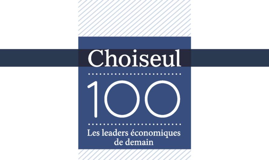 2017, entrée de Vincent Daffourd au classement Choiseul