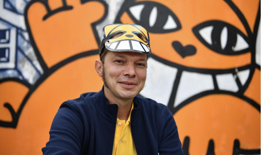 Publication Forbes : Rencontre avec le street artiste M.CHAT