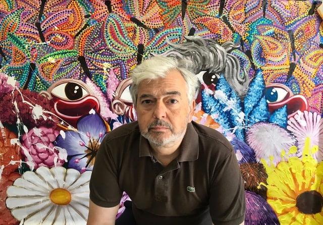 Hervé Di Rosa, 40 ans d'exposition, un musée et d'innombrables inspirations…