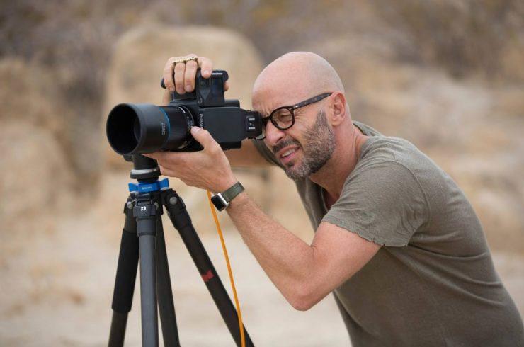 Sacha Goldberger, photographe à la croisée desmondes